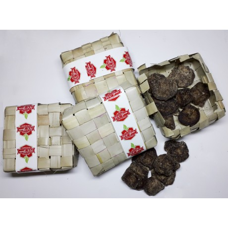 100 Years Brand Natural Chillu karupatti - Dry Ginger Palm Jaggery 400gm