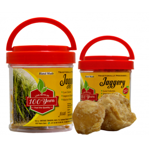 100 Years Brand - Jaggery 500 gm